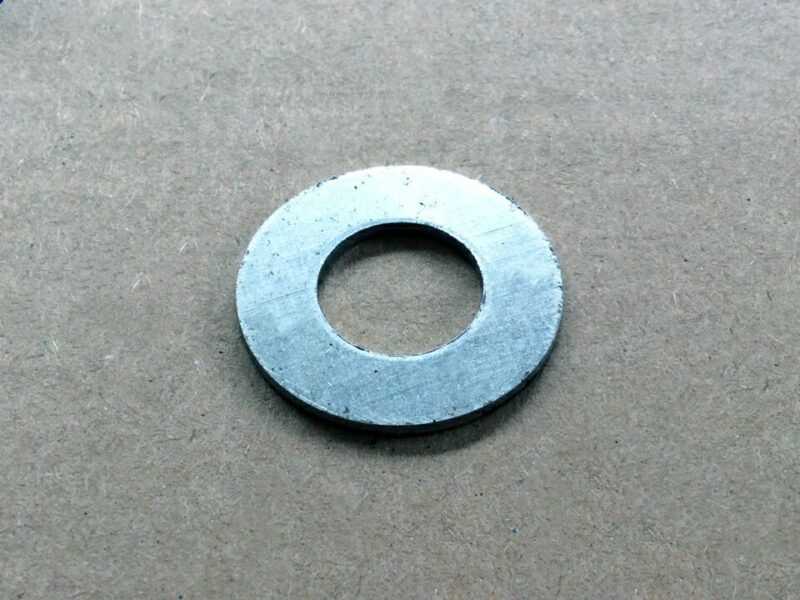 """00-0013 Norton Commando Mk3 gearbox top mounting bolt washer 7/16"""" - Classic Bike Spares"""