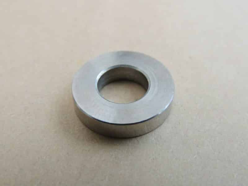 033195 Norton Commando Mk3 and P11 engine plate and seat knob spacer - Classic Bike Spares