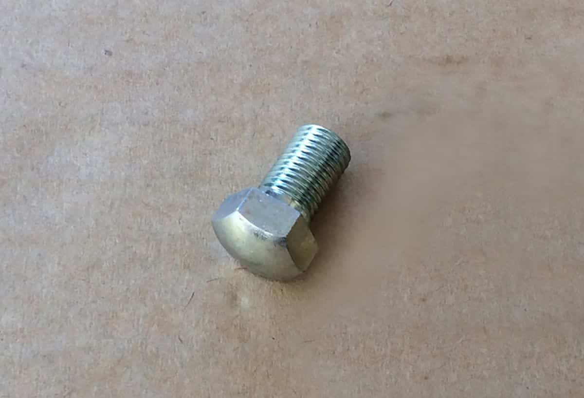Norton camplate spindle screw - Classic Bike Spares