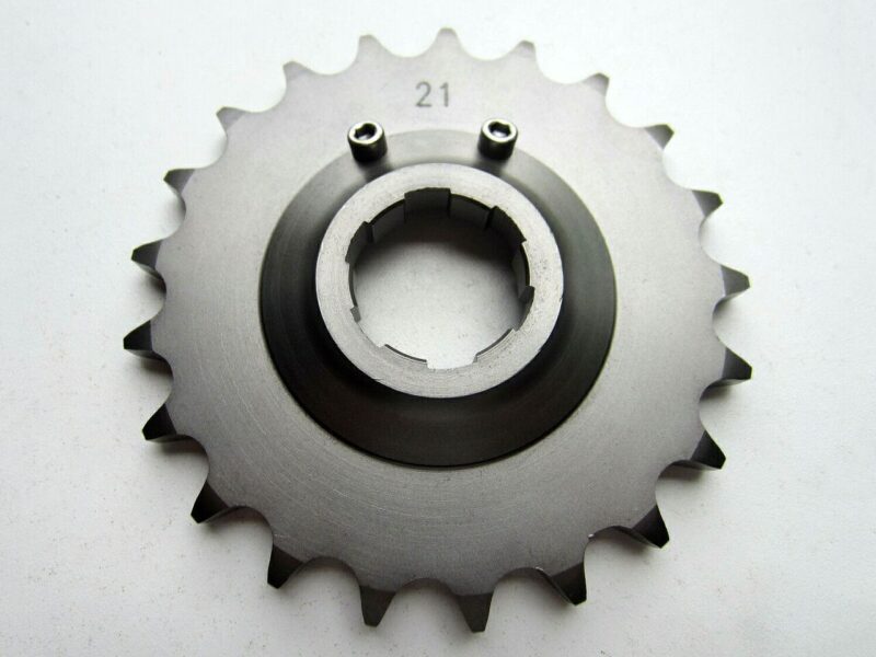 06-0721 Norton Commando and AJS Matchless gearbox sprocket 21T - Classic Bike Spares
