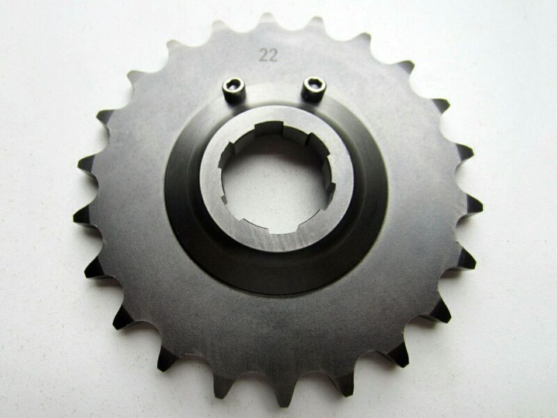 06-0759 Norton Commando, AJS Matchless late AMC gearbox sprocket 22T - Classic Bike Spares