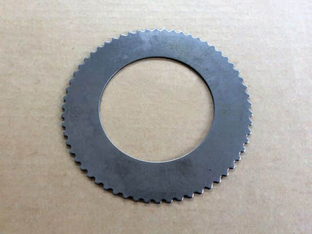 060746 Norton Commando steel clutch plate - Classic Bike Spares