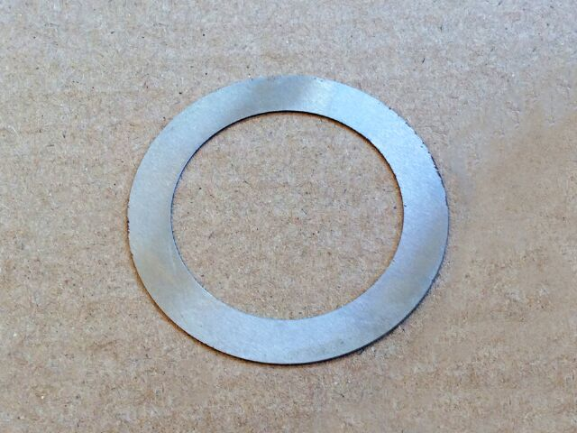 Norton Commando rear engine mounting shim set of 8 - Classic Bike Spares