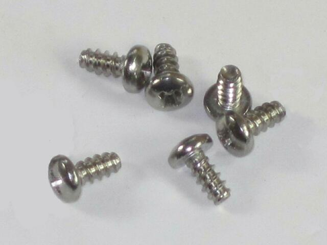 060787KSS Norton hub cover self tapping screw set - Classic Bike Spares