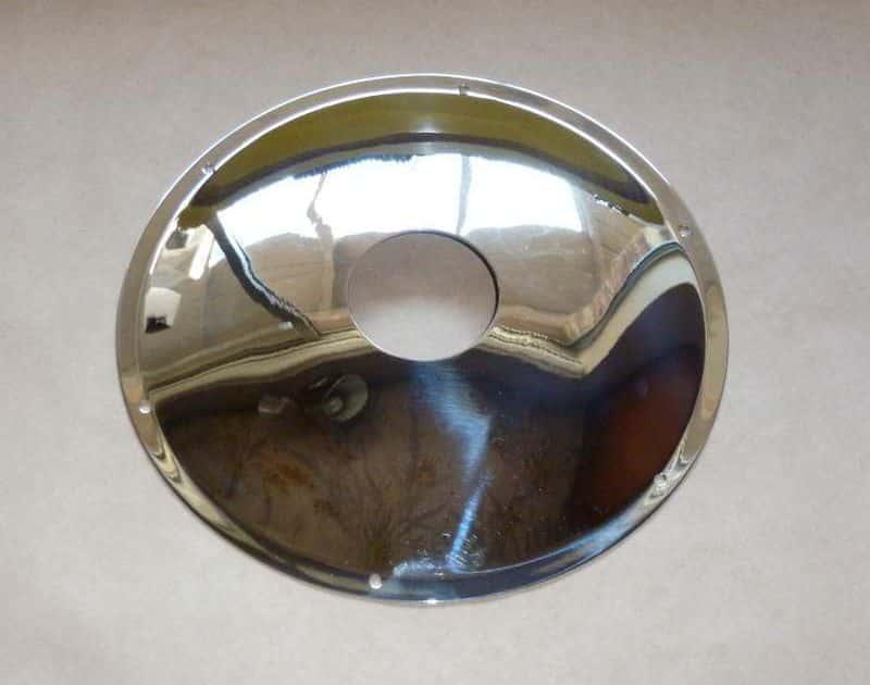 Norton rear hub cover - Classic Bike Spares