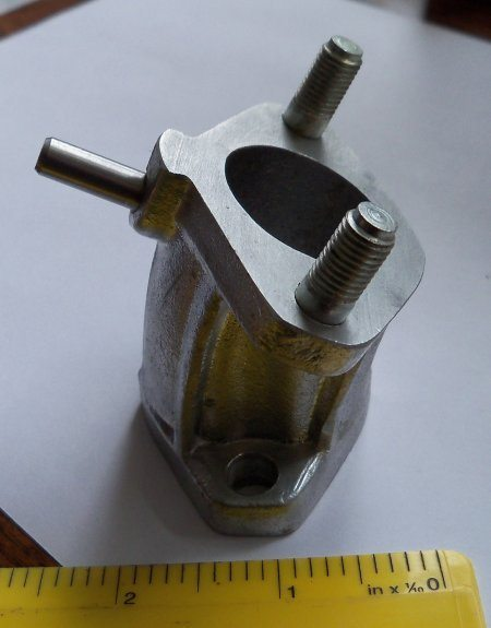 Inlet manifold, 30mm - Classic Bike Spares