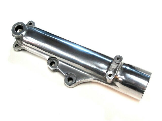 063316 Norton Commando fork slider RH disc brake - Classic Bike Spares