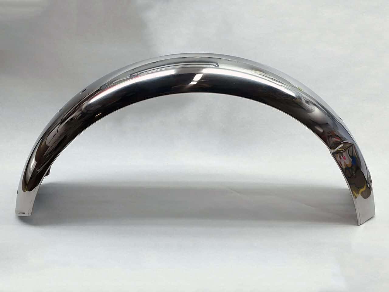 063887 Norton Commando rear mudguard - Classic Bike Spares