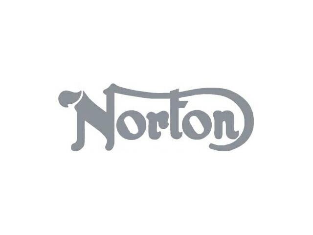 064882 Norton logo petrol tank transfer - Classic Bike Spares