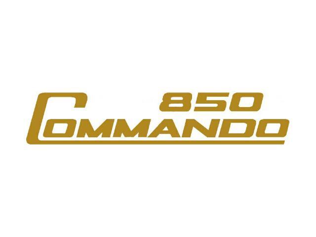 065097 Norton Commando 850 side cover transfer - Classic Bike Spares