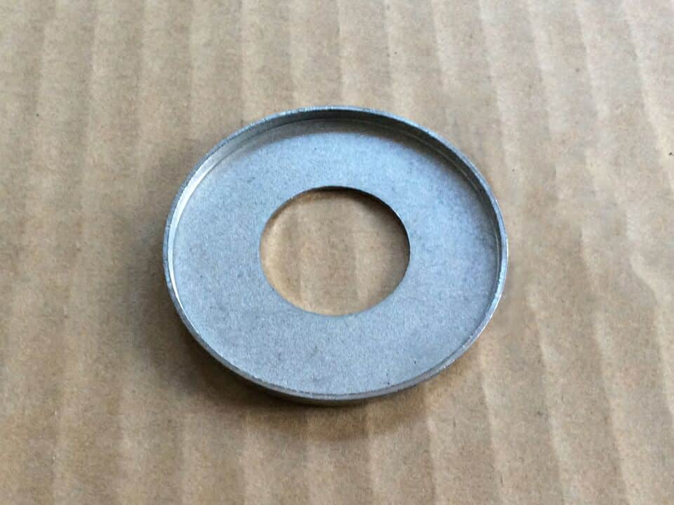 067526 Norton timing side bearing cover washer - Classic Bike Spares