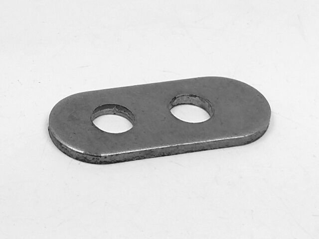 067576 Norton Commando cam chain outer tensioner plate - Classic Bike Spares