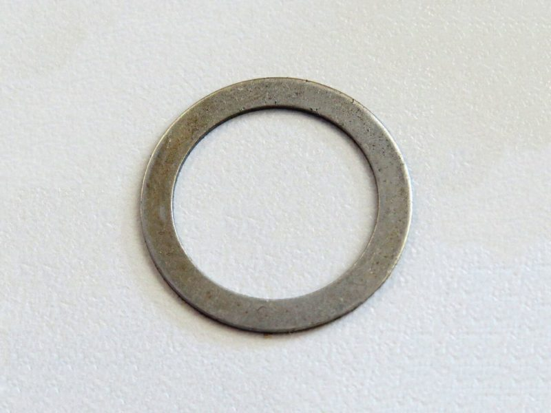 067608 Norton front brake plate washer - Classic Bike Spares