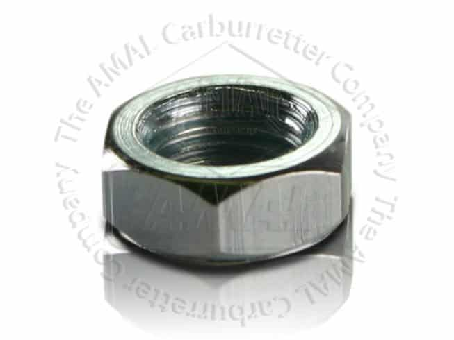 Cable Adjuster Nut (Amal) - Classic Bike Spares