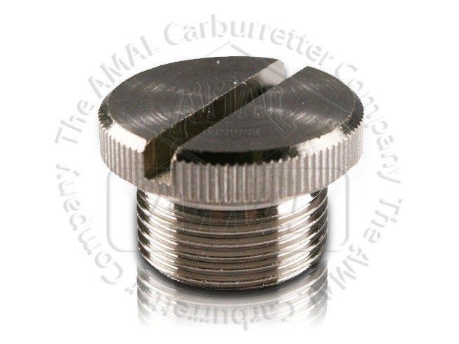 Float Chamber Drain Plug (Amal) - Classic Bike Spares