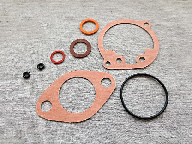 622/208 Amal Mk1 carburettor gasket and washer kit - Classic Bike Spares
