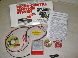 Boyer Micro-Digital ignition kit - Classic Bike Spares