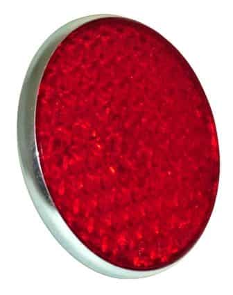 Replica Lucas red reflector - Classic Bike Spares