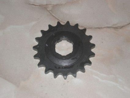 Norton Commando gearbox sprocket, 19T 04-0480 - Classic Bike Spares