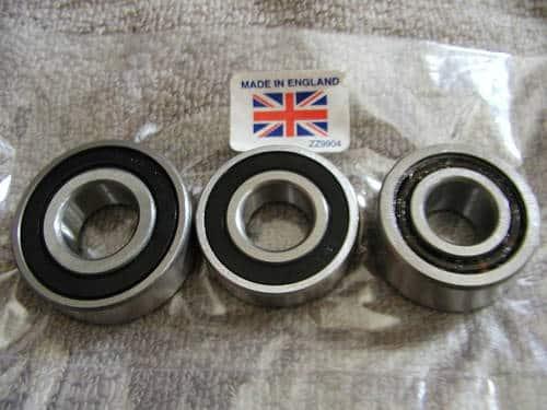 Commando Mk3 rear wheel bearing kit - Classic Bike Spares