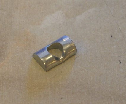 Triumph exhaust clamp D washer - Classic Bike Spares