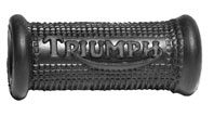 Triumph kickstart rubber, closed end - Classic Bike Spares