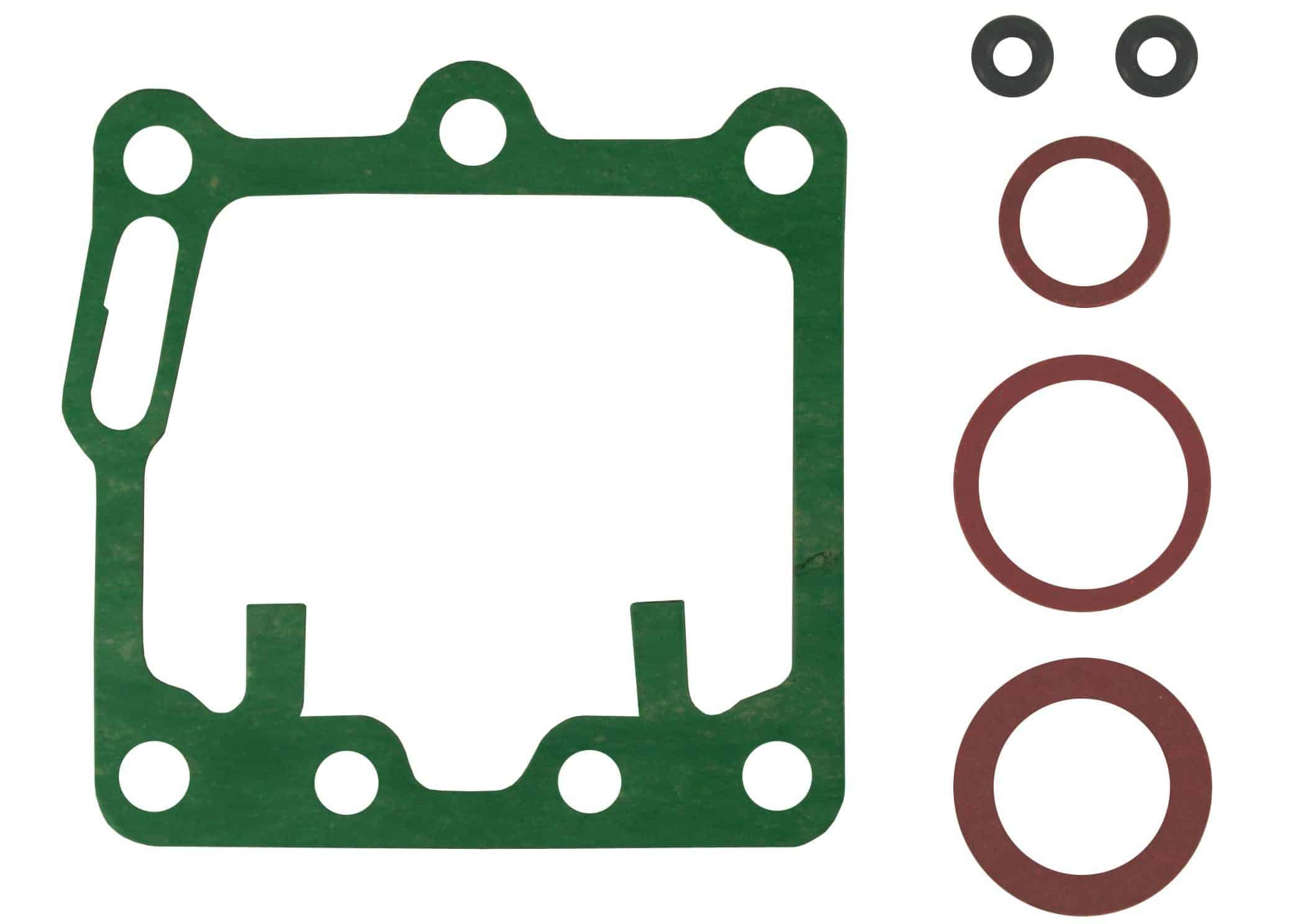 Gasket & Washer Kit, MkII Carb (Amal) - Classic Bike Spares