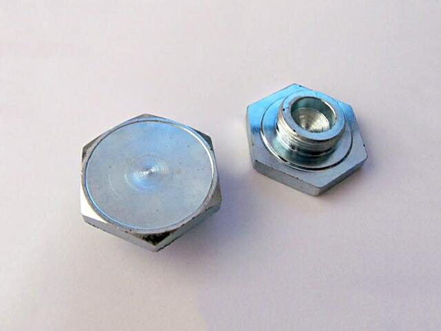 974395 Triumph top stanchion nut - Classic Bike Spares