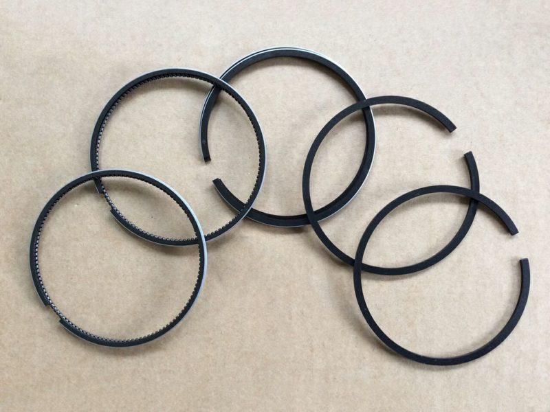 R17350 Hepolite BSA A65 piston ring set 1962-73 - Classic Bike Spares