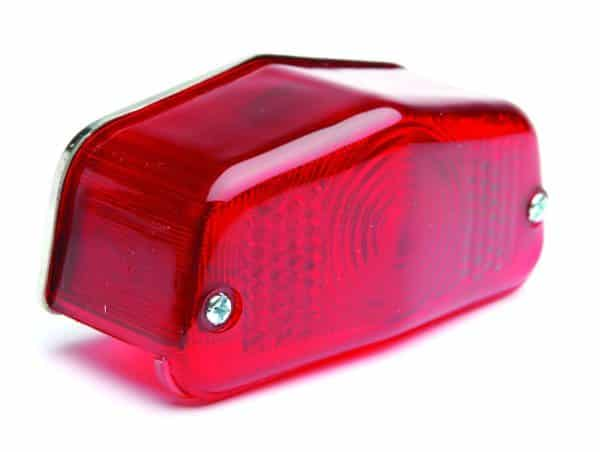 Replica Lucas 564 rear light - Classic Bike Spares