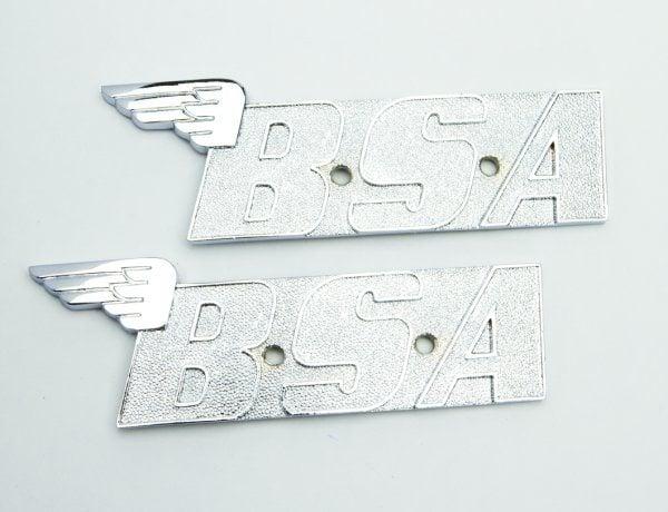BSA petrol tank badges - Classic Bike Spares