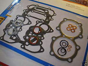TRI836D Triumph T140 decoke gasket set 1973 on - Classic Bike Spares
