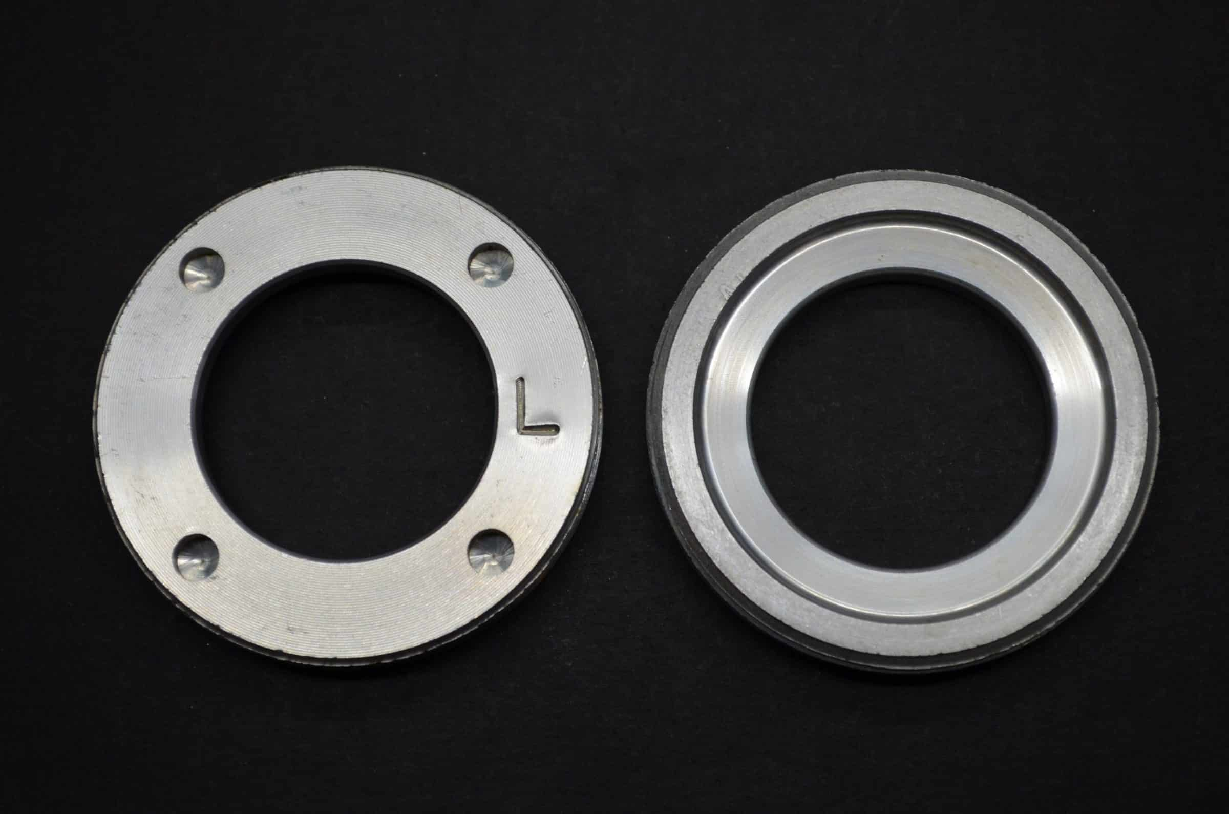 Front hub lock ring, BSA & Triumph - Classic Bike Spares
