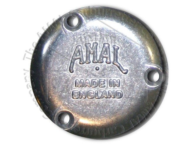 Amal Monobloc carburettor float chamber cover - Classic Bike Spares