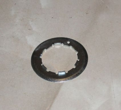 BSA gearbox sprocket lock washer - Classic Bike Spares