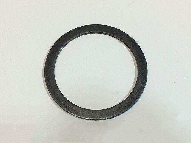 371022 Triumph rear wheel bearing backing ring, bolt on hub