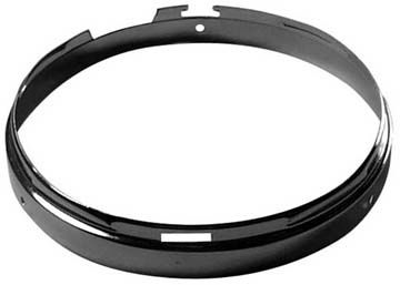 "Replica Lucas headlight rim 7"" - Classic Bike Spares"