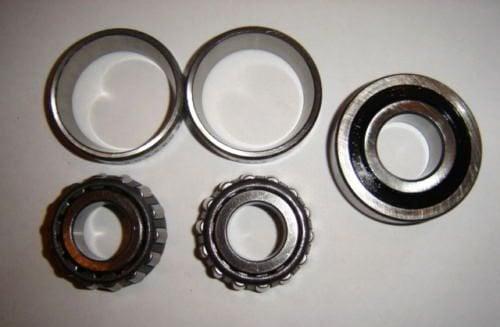 Triumph QD rear wheel bearing kit - Classic Bike Spares
