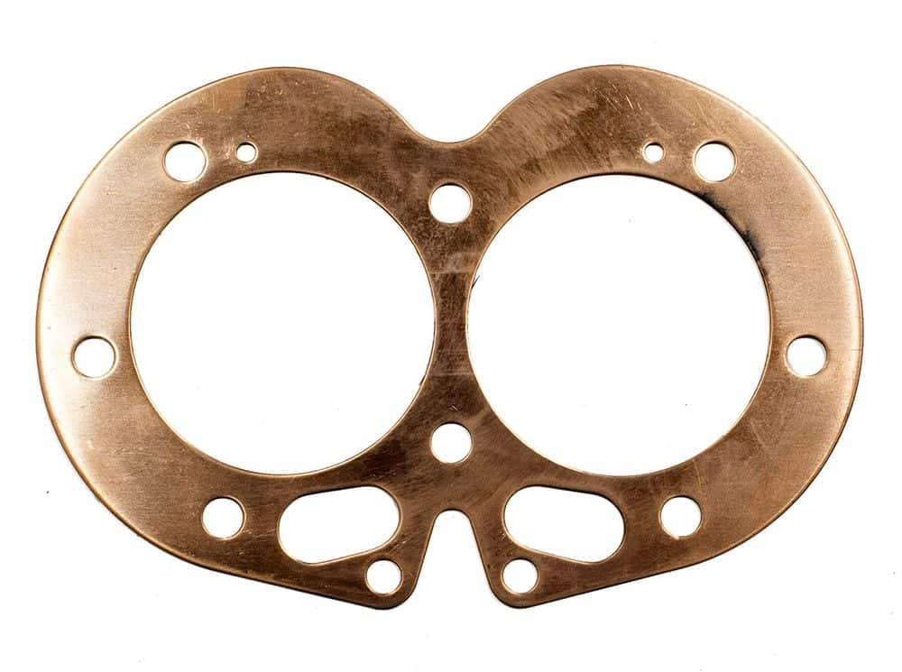 Norton Commando 850 cylinder head gasket, copper - Classic Bike Spares