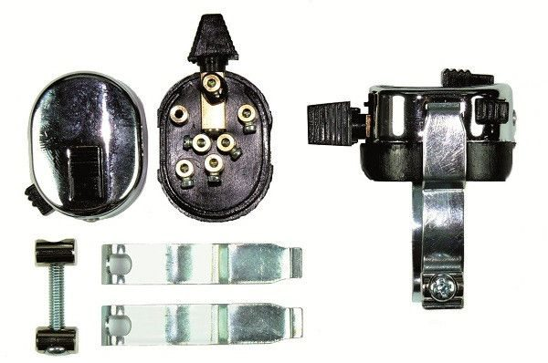 Universal 3 way dipper switch - Classic Bike Spares