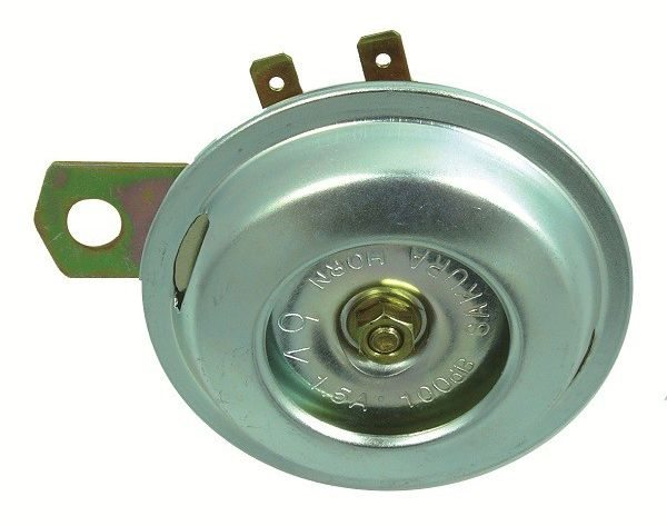 Small 6 volt horn - Classic Bike Spares