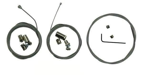Breakdown cable repair kit