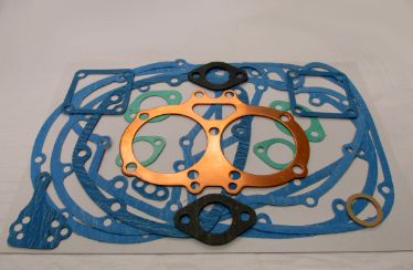 Gasket set, BSA A65 1966-70 - Classic Bike Spares