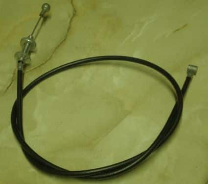 """BSA front brake cable 33"""" - Classic Bike Spares"""