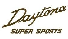 Triumph Daytona Super Sports transfer - Classic Bike Spares