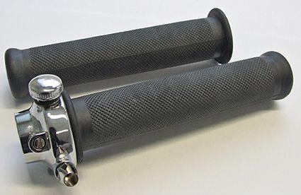 """Triumph Pre Unit twistgrip assembly 15/16"""" - Classic Bike Spares"""
