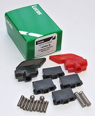 Lucas console switch kit 1971-72 - Classic Bike Spares