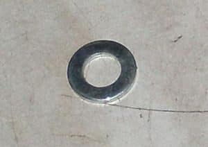 Triumph contact breaker pillar bolt washer - Classic Bike Spares