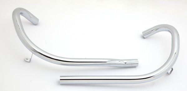 BSA A10 exhaust pipes - Classic Bike Spares