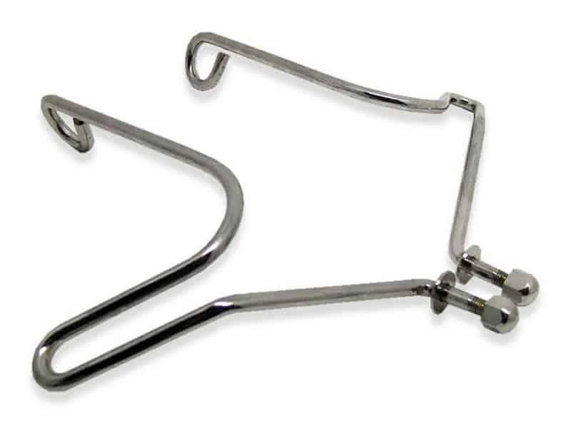 974162K Triumph T150 BSA A75 headlight bracket set - Classic Bike Spares